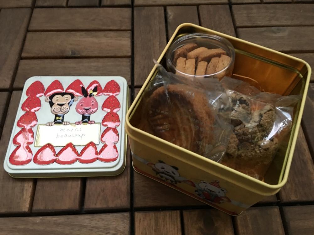 焼き菓子ケーキ