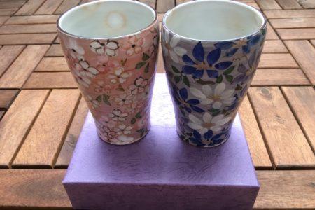 京焼ビアカップ(オリジナル)