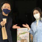 12月は毎週火曜11時30分〜〝関西のええもん〟上町筋〈竹中五平衛商店様内〉運営しております!!