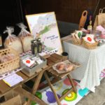 2月9日〜 上町筋       老舗【竹中五平衛商店】にて店舗運営始まりました。