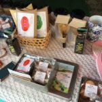 今回は、和テイストの「蔵樹」茶筅や季節のビアグラス&革製品の名刺ケース・小銭入れ👛定期ケースなども陳列しておりました。